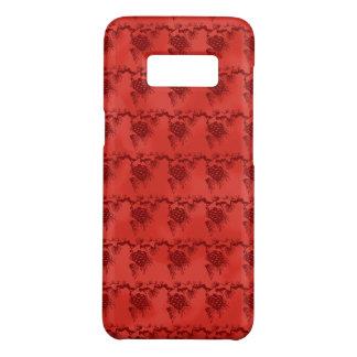Capa Case-Mate Samsung Galaxy S8 Natal elegante do ornamento do cone de abeto do