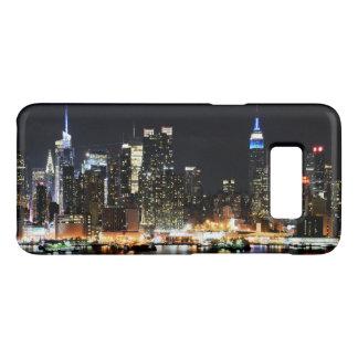 Capa Case-Mate Samsung Galaxy S8 New York na noite