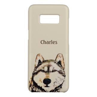Capa Case-Mate Samsung Galaxy S8 Nome do alfa do lobo