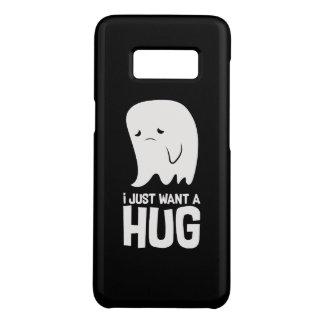 Capa Case-Mate Samsung Galaxy S8 O fantasma triste bonito apenas quer um abraço