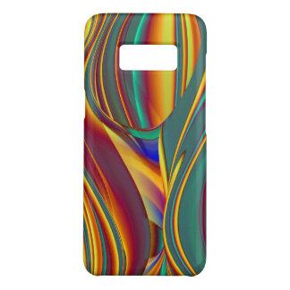 Capa Case-Mate Samsung Galaxy S8 O outono do verão do primavera floresce a mágica