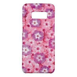 Capa Case-Mate Samsung Galaxy S8 o rosa bonito floresce o amor da natureza