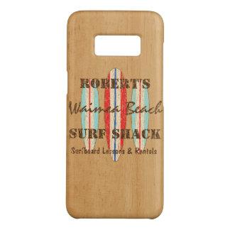 Capa Case-Mate Samsung Galaxy S8 O sinal do surf personaliza prancha do Hawaiian do