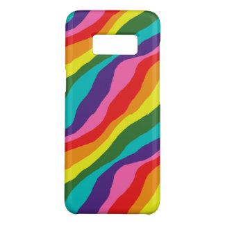 Capa Case-Mate Samsung Galaxy S8 Padrões do arco-íris