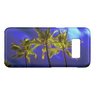 Capa Case-Mate Samsung Galaxy S8 Palmas da noite