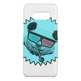 Capa Case-Mate Samsung Galaxy S8 Panda retro engraçada