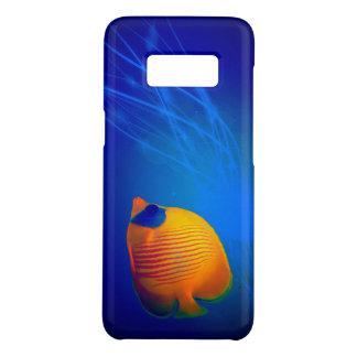 Capa Case-Mate Samsung Galaxy S8 Peixes subaquáticos