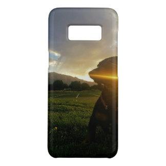 Capa Case-Mate Samsung Galaxy S8 Por do sol sobre Boulder Colorado