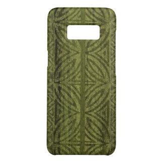 Capa Case-Mate Samsung Galaxy S8 Prancha havaiana da madeira do falso do Tapa
