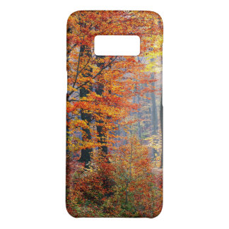 Capa Case-Mate Samsung Galaxy S8 Raios de sol coloridos bonitos da floresta do