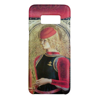 Capa Case-Mate Samsung Galaxy S8 RETRATO de ST GEORGE, vermelho, preto, amarelo do