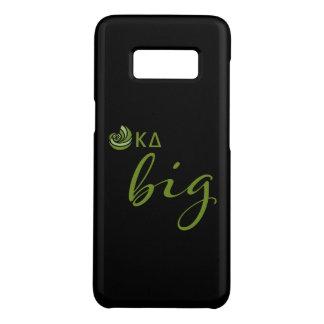 Capa Case-Mate Samsung Galaxy S8 Roteiro grande do delta do Kappa
