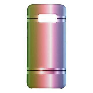 Capa Case-Mate Samsung Galaxy S8 Roxo metálico brilhante do inclinação ao verde