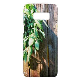 Capa Case-Mate Samsung Galaxy S8 Sábio rústico