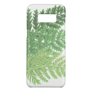 Capa Case-Mate Samsung Galaxy S8 Samambaias do verde de musgo