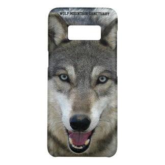 Capa Case-Mate Samsung Galaxy S8 Santuário mal lá Samsung S8 da montanha do lobo