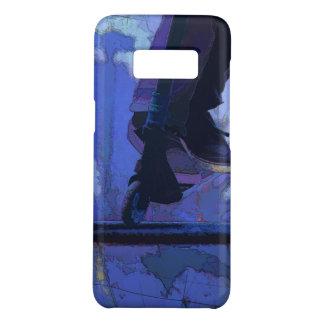 Capa Case-Mate Samsung Galaxy S8 Scoot Booter - trabalhos de arte do patinete do