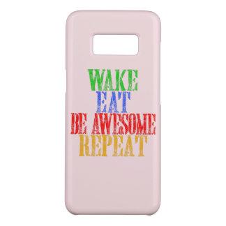 Capa Case-Mate Samsung Galaxy S8 Seja impressionante!