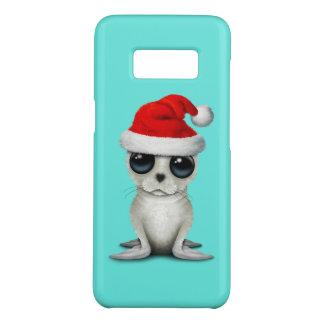 Capa Case-Mate Samsung Galaxy S8 Selo ártico do bebê que veste um chapéu do papai