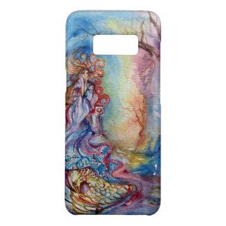 Capa Case-Mate Samsung Galaxy S8 SENHORA LAGO/mágica e mistério