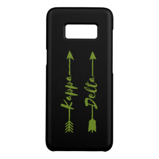 Capa Case-Mate Samsung Galaxy S8 Seta do delta do Kappa