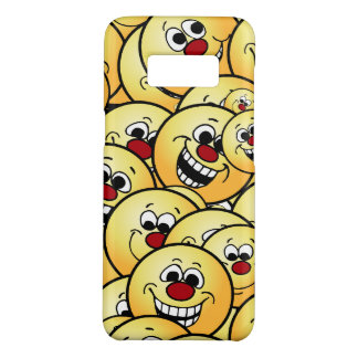Capa Case-Mate Samsung Galaxy S8 Smileys face felizes de Grumpeys ajustados