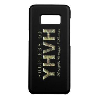 Capa Case-Mate Samsung Galaxy S8 SOLDADOS do cristão de YHVH