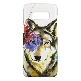 Capa Case-Mate Samsung Galaxy S8 Splatter do lobo
