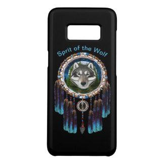 Capa Case-Mate Samsung Galaxy S8 Sprit do coletor do sonho do lobo
