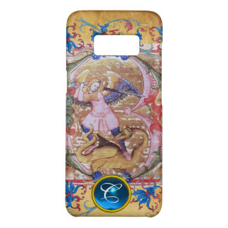Capa Case-Mate Samsung Galaxy S8 St Michael a antiguidade do monograma do arcanjo