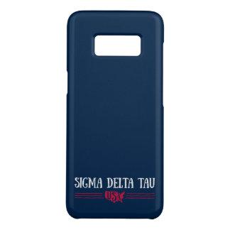Capa Case-Mate Samsung Galaxy S8 Tau | EUA do delta do Sigma
