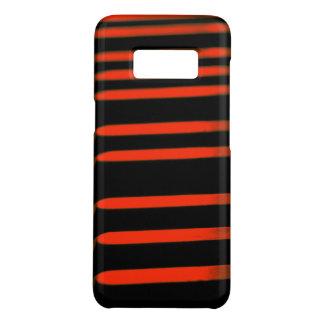 Capa Case-Mate Samsung Galaxy S8 Teclado de piano vermelho velho