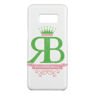 Capa Case-Mate Samsung Galaxy S8 Telefone do logotipo de RnB/iPad/capa de ipod