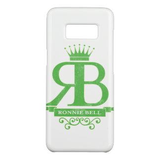 Capa Case-Mate Samsung Galaxy S8 Telefone/iPad/capa de ipod verdes do logotipo de