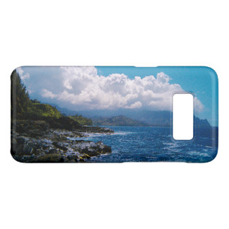 Capa Case-Mate Samsung Galaxy S8 Tempestade tropical da ilha havaiana