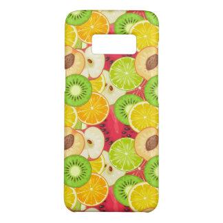 Capa Case-Mate Samsung Galaxy S8 Teste padrão colorido da fruta do divertimento