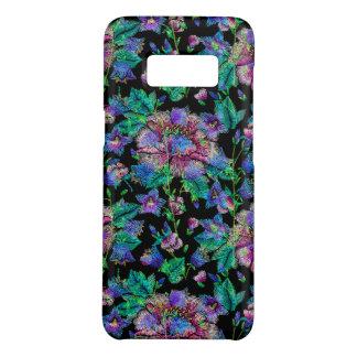 Capa Case-Mate Samsung Galaxy S8 Teste padrão de flores colorido