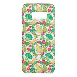 Capa Case-Mate Samsung Galaxy S8 Teste padrão do vegetariano