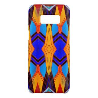 Capa Case-Mate Samsung Galaxy S8 Teste padrão geométrico do estilo colorido do