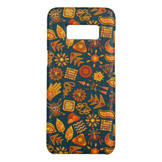 Capa Case-Mate Samsung Galaxy S8 Teste padrão tribal