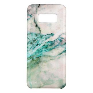 Capa Case-Mate Samsung Galaxy S8 Textura de mármore 2 do falso do verde cinzento &