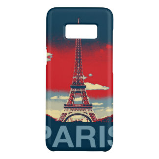 Capa Case-Mate Samsung Galaxy S8 torre retro de France Paris Effiel do vintage do
