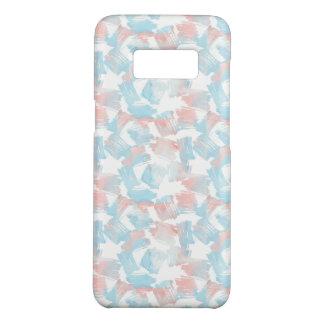 Capa Case-Mate Samsung Galaxy S8 Traços cor-de-rosa de turquesa