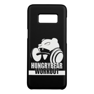 Capa Case-Mate Samsung Galaxy S8 Urso com fome