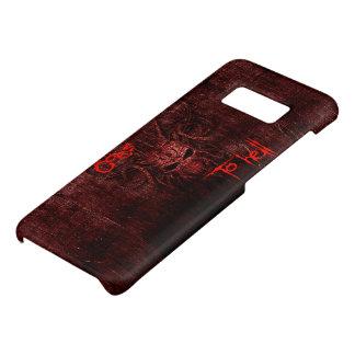 Capa Case-Mate Samsung Galaxy S8 Vai ao inferno