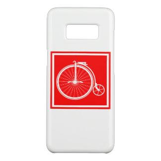 Capa Case-Mate Samsung Galaxy S8 Veículo com rodas alto do Farthing da moeda de um
