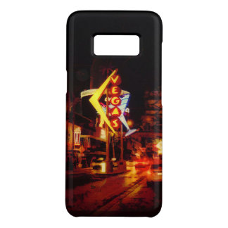 Capa Case-Mate Samsung Galaxy S8 Vida noturno de Vegas - Las Vegas Nevada