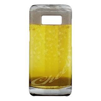 Capa Case-Mate Samsung Galaxy S8 Vidro de cerveja engraçado