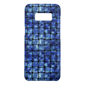 Capa Case-Mate Samsung Galaxy S8 Weave elétrico -