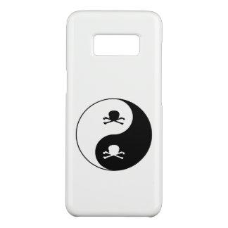 Capa Case-Mate Samsung Galaxy S8 Yin e crânios de yang